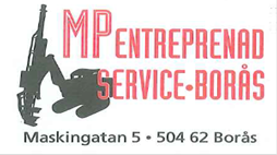MP-Entreprenad logo