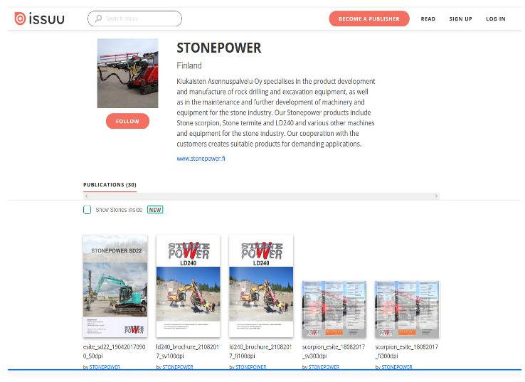 Stonepower på Issuu